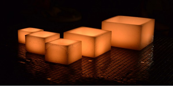 "Flameless LED Candles / Timer or Remote Control options (8"" wide by 4.5"" or 7"" or 9"" or 12"" Tall)(Quantity discount 12 or more call)"