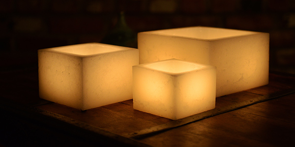 "Flameless LED Candles / Timer or Remote Control options (12"" wide by 6"" or 12"" or 18"" tall)(Quantity discount 6 or more call)"