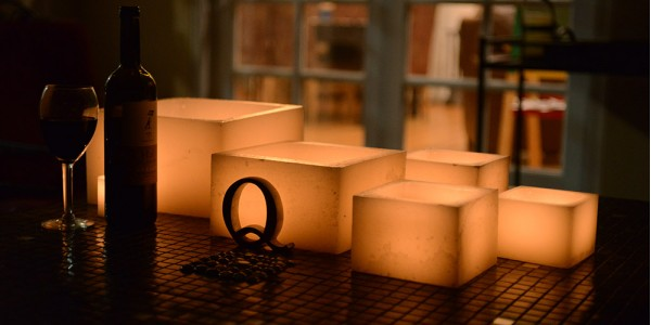 "Flameless LED Candles / Timer or Remote Control options (4"" wide by 4"" or 5.5"" or 7"" Tall) (Bulk Discounts)"