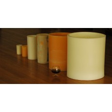 "Flameless LED Candles / Timer or Remote Control options (15"" diameter by 8"" or 12"" or 15"" or 18"" Tall)(Bulk Discounts)"