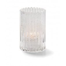 Glass Candle Holder- Vertical Rod