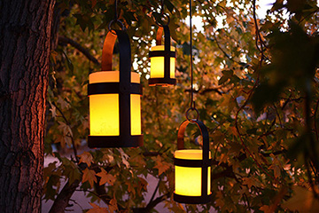 Hand Forged Iron Lanterns Pictures only