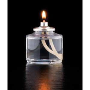 17 Hour Liquid Fuel Cell TeaLights (48 Pack)