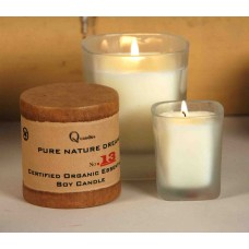 Organic Essential Oil Soy Candles - Serenity Springs