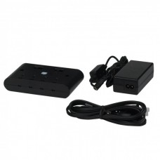 Electric Hardwired Low Voltage Candles System Control Box and Power Adapter Set