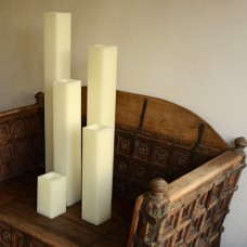 "Hollow Candles Wax Luminaries (7"" wide by 12"", 15"" or 18"" Tall)(quantity discount 12 or more call)"