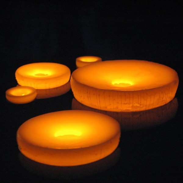 floating candles for pool wedding. reusable floating pool candles 11\ for wedding
